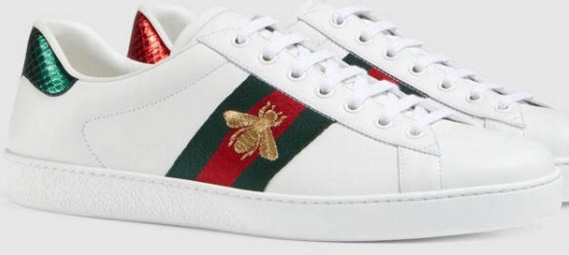 Gucci shoes Wmns White Red