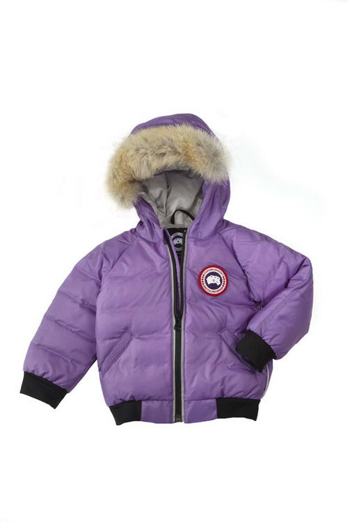 Canada Goose Down Jacket Kids Mode: 207915153