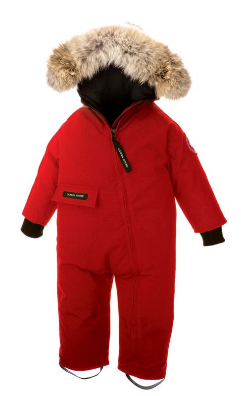 Canada Goose Down Jacket Kids Mode: 207915691