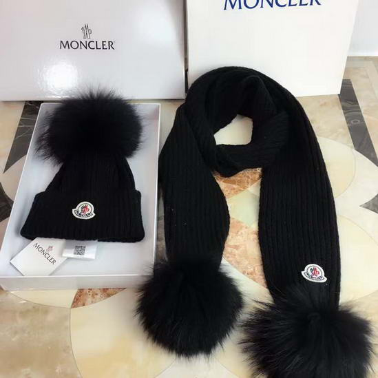 Moncler Cap & Scarve Set Model: 20161221052