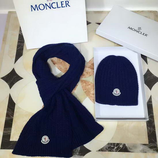 Moncler Cap & Scarve Set Model: 20161221067