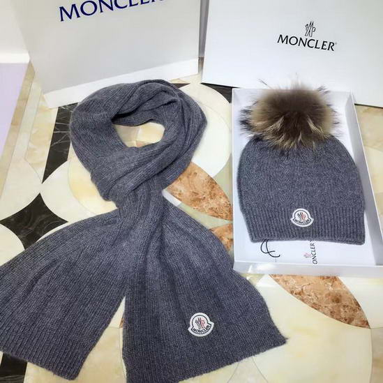 Moncler Cap & Scarve Set Model: 20161221068
