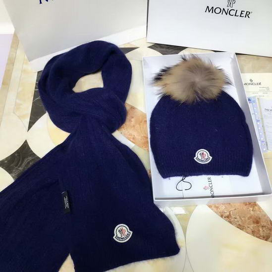 Moncler Cap & Scarve Set Model: 20161221070