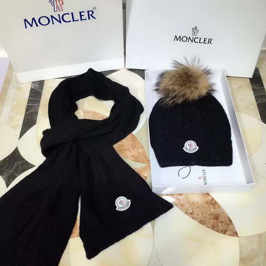 Moncler Cap & Scarve Set Model: 20161221075