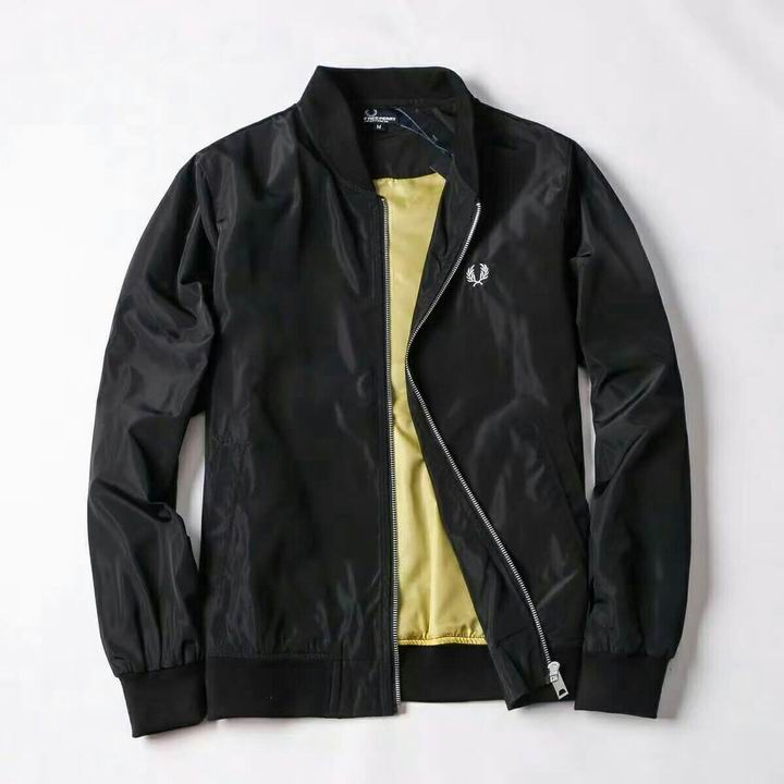 Fred Perry Bomber Jacket Mens Model:20170410068