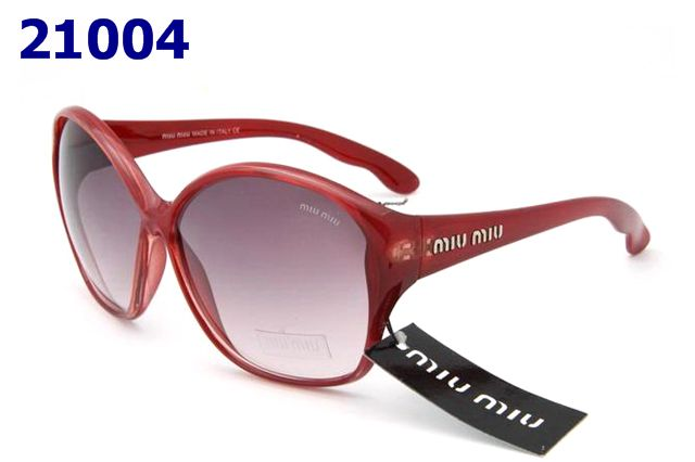 Miu Miu Sunglasses Model: 21004