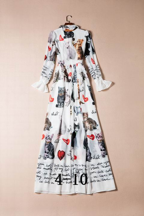 Dolce & Gabbana 2017 Fashion Dress Wmns ID:2654344