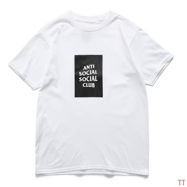 Anti Social Social Club T-Shirt Mens Model:20170613006