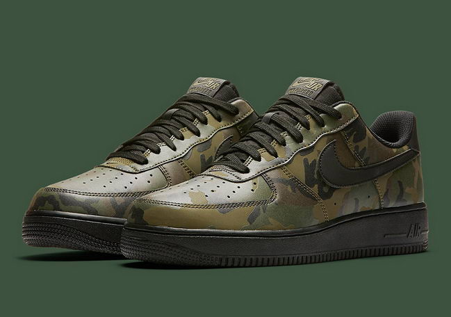 Nike Air Force 1 Low 2017 Unisex Model:20170613221