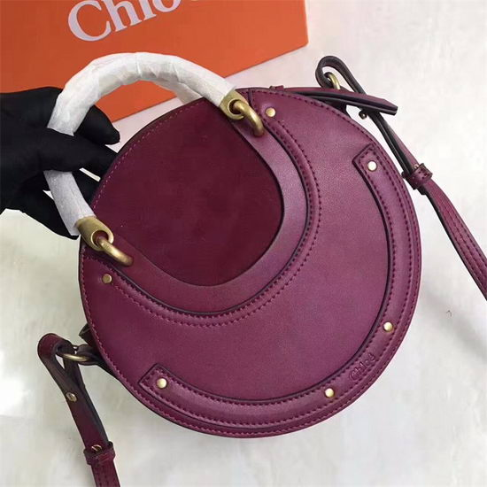 Chloe Bag 142004642 Wine Red