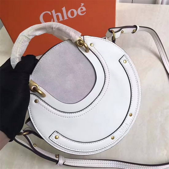 Chloe Bag 142004642 White