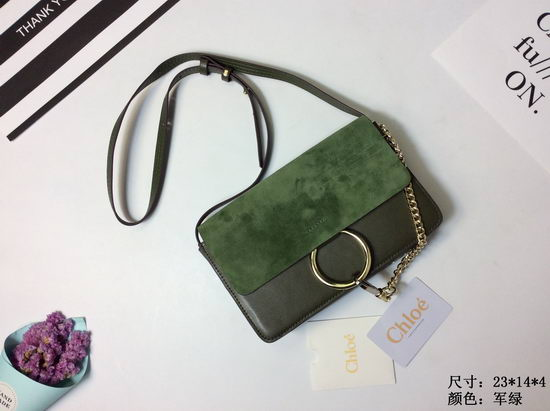 Chloe Bag Faye Green