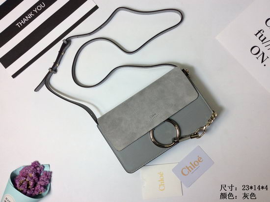 Chloe Bag Faye Grey