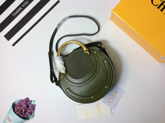 Chloe Bag 8838 Green