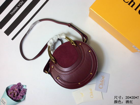 Chloe Bag 8838 Red