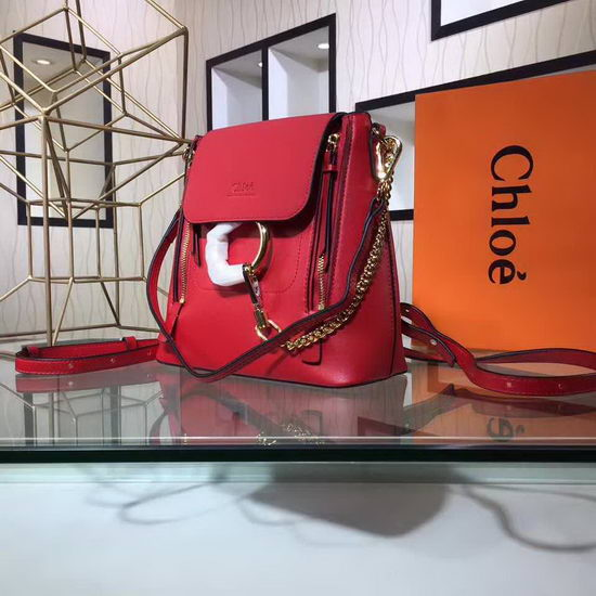 Chloe Bag 4036 Red