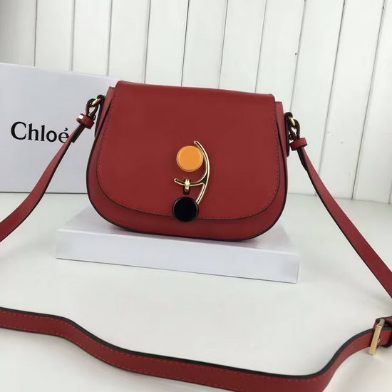Chloe Bag 8801 Red
