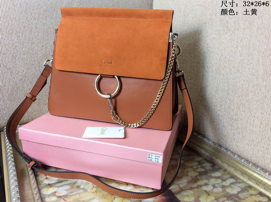 Chloe Bag 63005 Tan