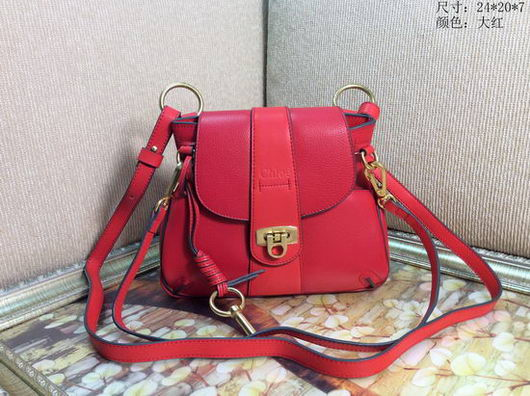 Chloe Bag C9158 Red
