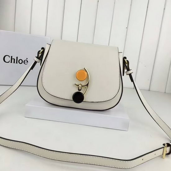 Chloe Bag 8801 White
