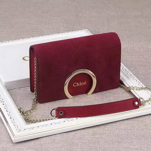 Chloe Bag 1608 Red