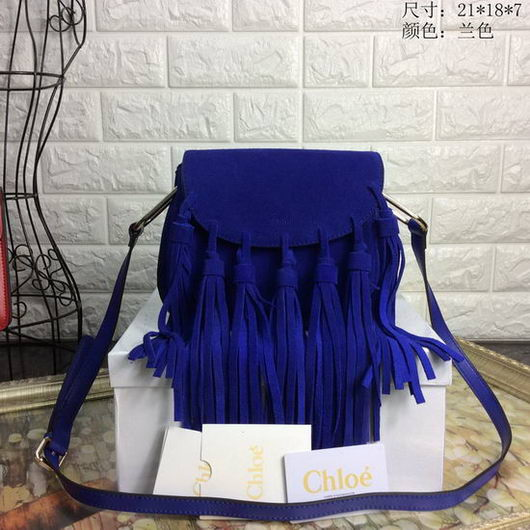 Chloe Bag 4057 Navy