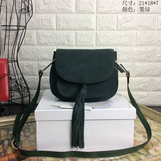 Chloe Bag 1221 Green