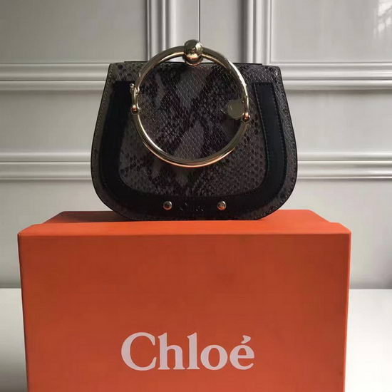 Chloe Bag 665-76 Grey