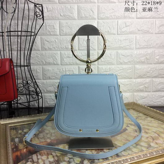 Chloe Bag 8190 Blue