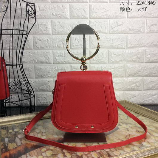 Chloe Bag 8190 Red