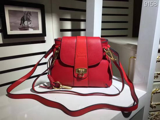 Chloe Bag 9158 Red