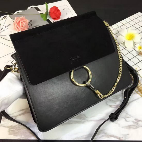 Chloe Bag 17022003 Black
