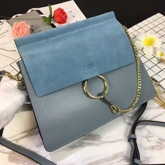 Chloe Bag 17022003 Blue