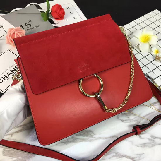 Chloe Bag 17022003 Red