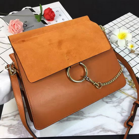 Chloe Bag 17022003 Tan