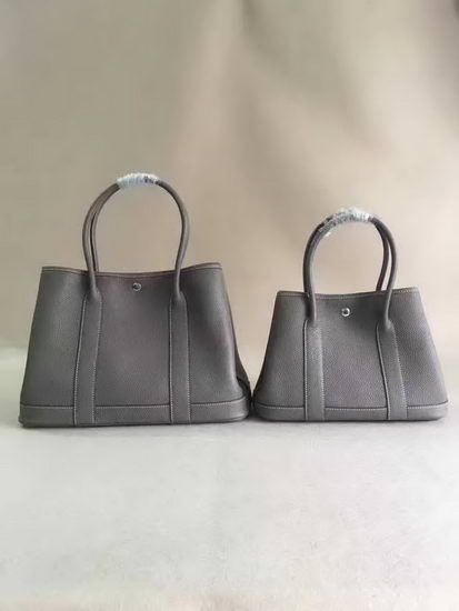 Hermes Bag Garden Party Dark Grey