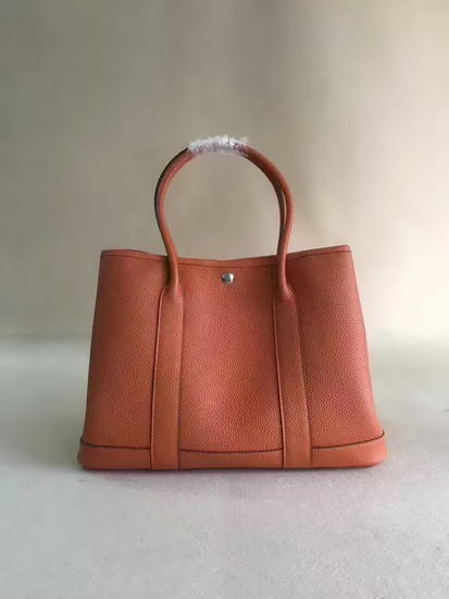 Hermes Bag Garden Party Orange