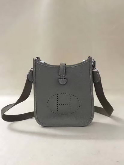 Hermes Bag Evelyne Grey