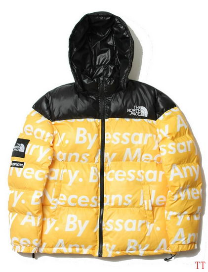 North Face Down Jacket Supreme Ed. Mens ID:2017080884