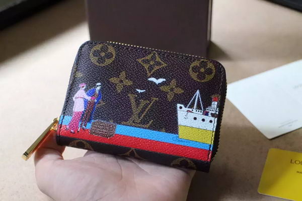 Louis Vuitton Card Holder ID:2017091059