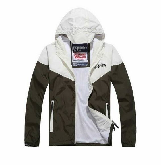 Superdry Wind Break Jacket Mens ID:20170915079