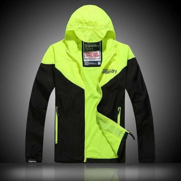 Superdry Wind Break Jacket Mens ID:20170915080