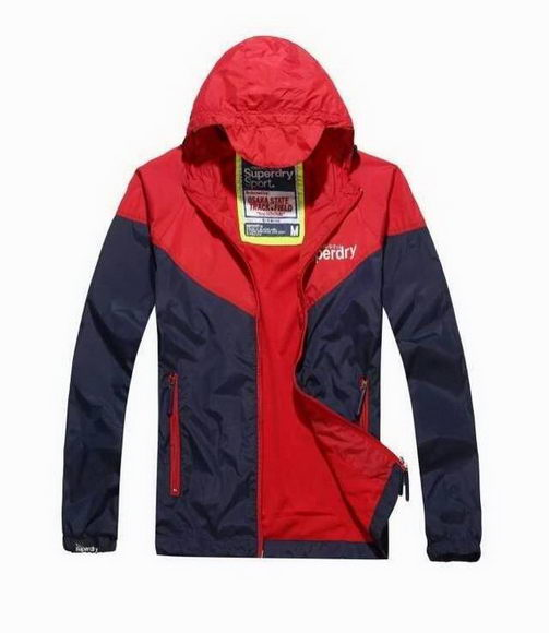 Superdry Wind Break Jacket Mens ID:20170915081