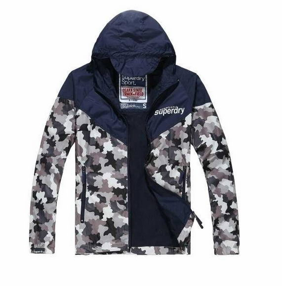 Superdry Wind Break Jacket Mens ID:20170915082