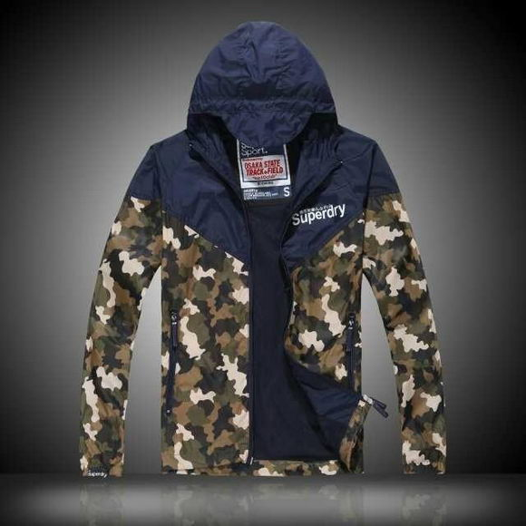 Superdry Wind Break Jacket Mens ID:20170915083