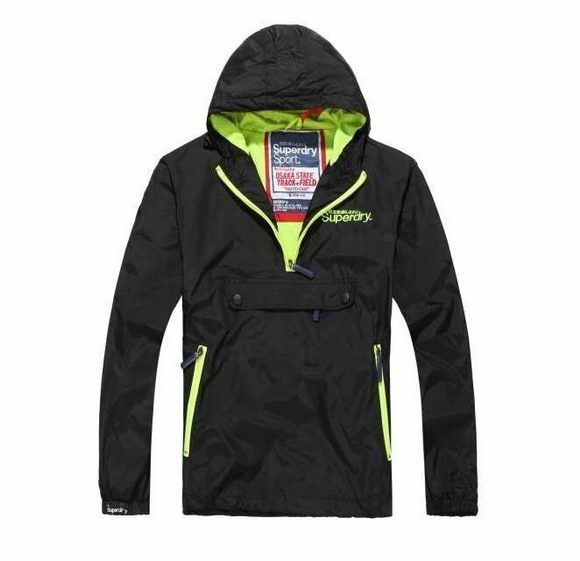 Superdry Wind Break Jacket Mens ID:20170915084