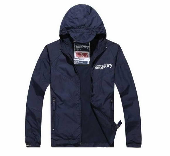 Superdry Wind Break Jacket Mens ID:20170915087