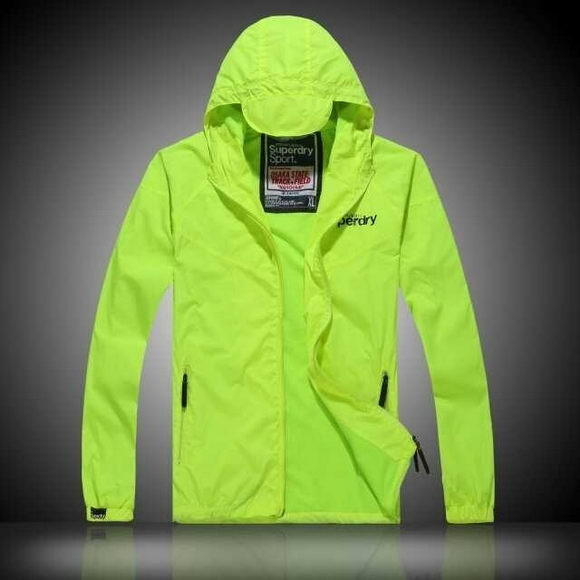 Superdry Wind Break Jacket Mens ID:20170915088
