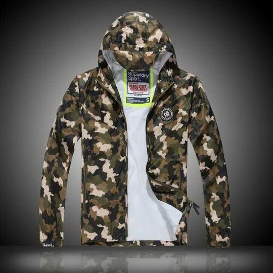 Superdry Wind Break Jacket Mens ID:20170915090