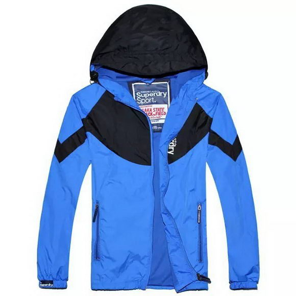 Superdry Wind Break Jacket Mens ID:20170915091